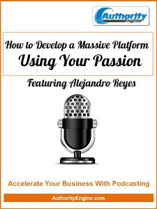 How To Develop A Massive Platform Using Your Passion