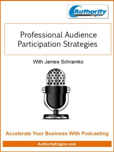 Professional Audience Participation Strategies